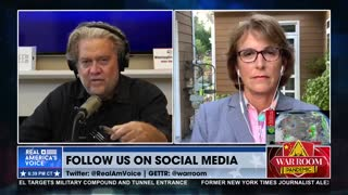 Col. Wendy Rogers talks with Steve Bannon about the Afghanistan Tragedy