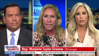 Majorie Taylor Greene Stands Up for America