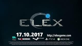 ELEX - Launch Trailer