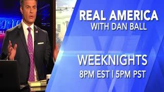 Real America - Tonight September 10, 2021
