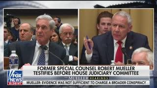 Hearing: Buck questions Robert Mueller