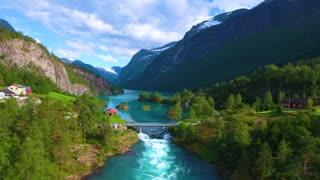 Very beautiful landscape 01