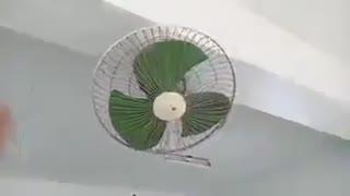 Fan working well
