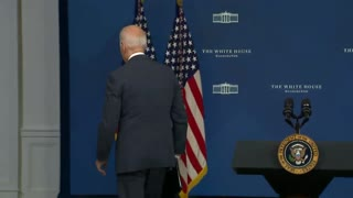 Biden, Once Again, Refuses To Take Questions