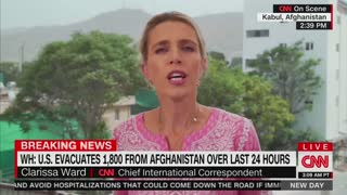 """CNN BLASTS Crisis In Afghanistan: """"If This Isn't Failure Then What Does Failure Look Like"""""""
