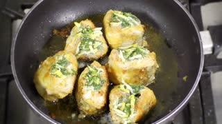 Delicious fish recipe