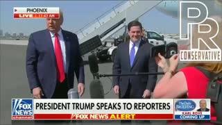 Epic!!! Trump rips the Media! Calls them criminals!