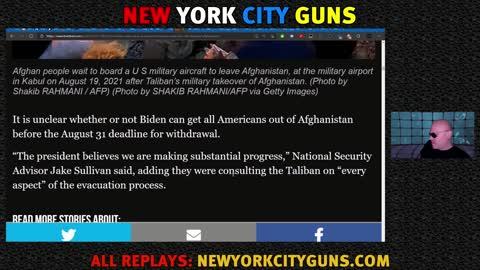 Biden Admin Bans Importation of Russian Guns and Ammunition