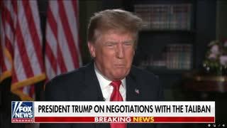 Full Donald J. Trump Interview w/ Sean Hannity 8/17/2021