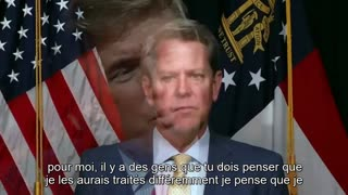 Trump à propos de la loyauté et de la vengeance - VOSTFR -.