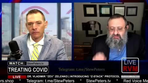 Dr. Zelenko Exposes The Globalist Agenda