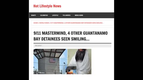 Black Swan Event - NCSWIC - Trump Comments on 9/11 - Guantanamo Bay - Quarantine Camps Australia