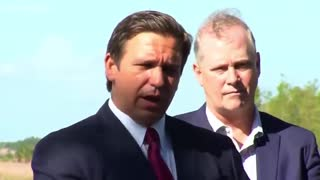 FL Gov Calls Out the Left's Wildly Hypocritical Stance on Immigration During Covid