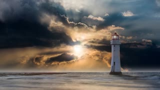Relax Library: Video 5 Lighthouse. Relaxing videos and sounds