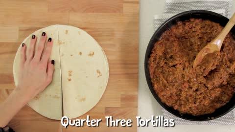 Mini Burritos: Like Regular Burritos, But Cuter