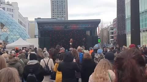Speech Elke de Klerk