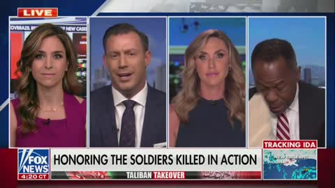 Leo Terrell Tears Up Over Soldiers