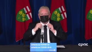 Canada's COVID-19 police state tactics