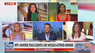 Fox News panel on Hunter Biden