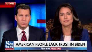 Tulsi Gabbard on Fox News Primetime
