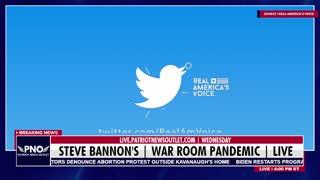 🔴 WATCH LIVE   Patriot News Outlet   Evening News Edition   War Room Pandemic   4PM ET   9/15/2021