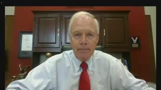 Senator Johnson questions DHS Secretary Mayorkas at HSGAC Hearing on 7.27