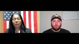 BLP Live Episode #13 w/ Shane Trejo & Michigan Secretary of State candidate Kristina Karamo!