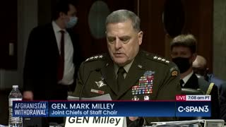 """Gen. Milley DEFENDS Calls To China: """"Critical To The Security Of The United States"""""""