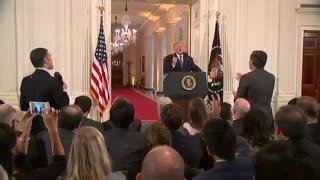 Trump calls CNN's Jim Acosta 'a rude, terrible person'