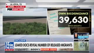 New Docs Reveal Over 70,000 Illegal Aliens Have Been Released Into Country Over Last 2 Months