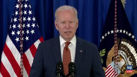 """Biden Gets Lost, Claims """"Covid Deaths Are Up"""""""