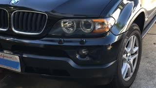SUV Headlight Restoration, Trim repaint and Generator Quiet Box Projects