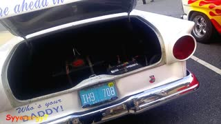 1957 Ford , 'The Brothers Two', Florida Car Show