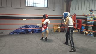 Sparring CT 1