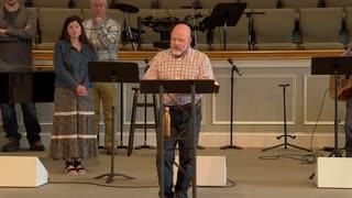 East Ellijay Baptist Church Service 3/21/2021