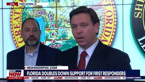 """Stay Out of Our State!"" Ron DeSantis Doesn't Tolerate Antifa Thugs In Florida"