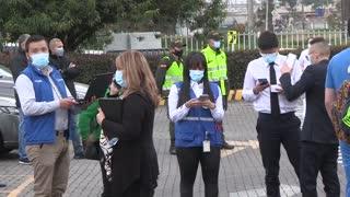 [Video] Las vacunas contra el COVID-19 llegan a las ciudades principales