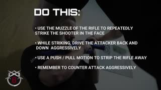 ACTIVE SHOOTER DEFENSE - RIFLE TAKEAWAY