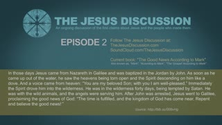 The Jesus Discussion   EP 2   Mark