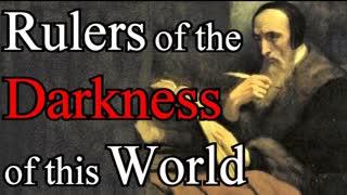 For we Wrestle not against Flesh and Blood - John Calvin Commentary Ephesians 6:12-13