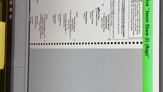 Dominion Voting Machines Demonstration