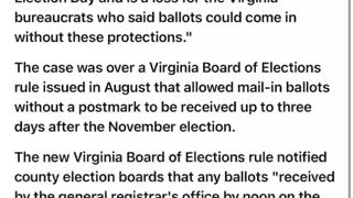 BREAKING: BIG WIN TO ELECTION LAW.