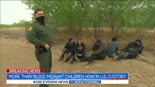 CBS News Reports On Biden's Border Crisis