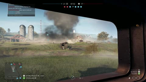 Battlefield 5 Bombing Barnstormer Style