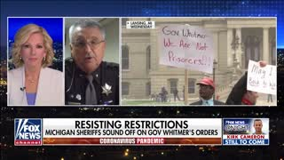 Michigan sheriff speaks out against Whitmer's rules
