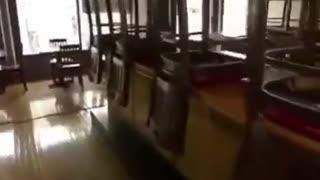 BLM destroys black owned businesses