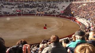 Bullfight, Las Ventas, Madrid