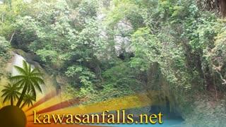 World's Most Beautiful Waterfalls - Kawasan Falls Cebu Philippines