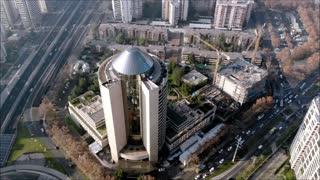 Hotel Hyatt in Santiago, Chile