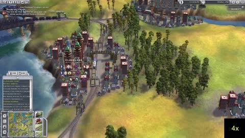 Sid Meier's Railroads! - Midwest US scenario